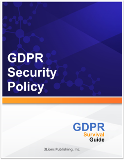 GDPR Security Policy 8020