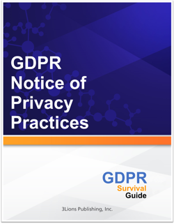 GDPR  Notice of Privacy Practices 8000