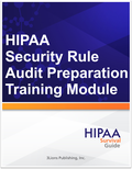 2800 HIPAA Security Rule Audit Preparation Training Module