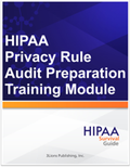 2900 Thumb HIPAA Privacy Rule Audit Preparation Training Module