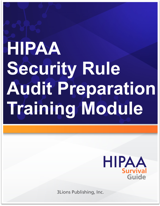 2800 Thumb HIPAA Security Rule Audit Preparation Training Module