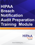3000 Breach Notification Audit Preparation Training ModuleThumb