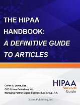 2900 The HIPAA Handbook_Sm