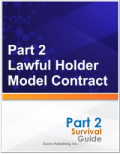 Type Pad Part 2 Lawful Holder Model Contract